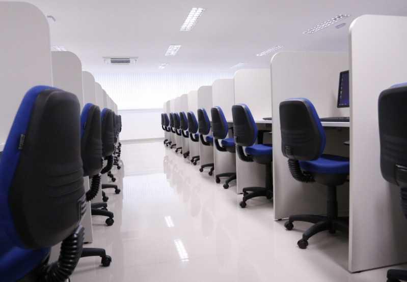 Locação de Ambientes para Contato Center em Santana - Aluguel de Ambiente para Call Center em Empresas