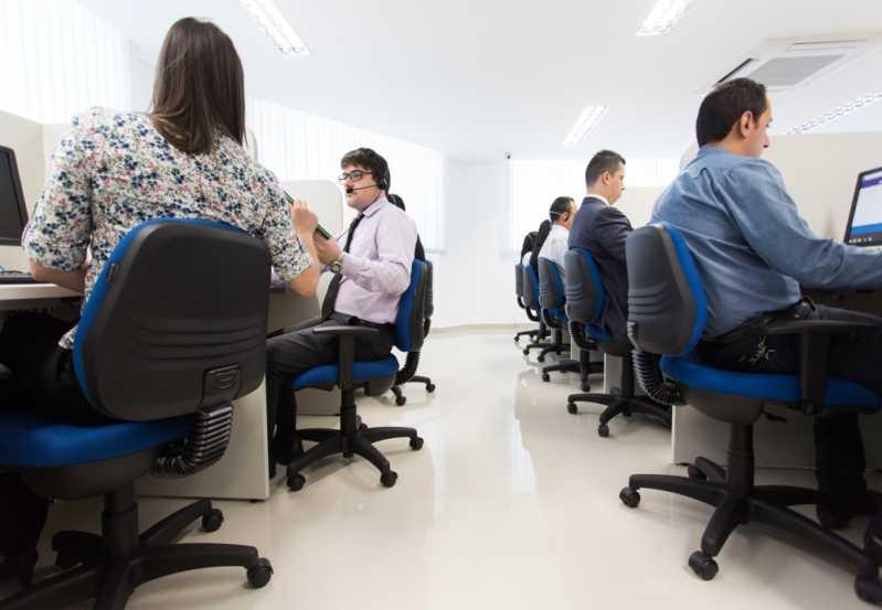Orçamento para Locação de Call Center em Santana - Locação para Ambientes de Call Center