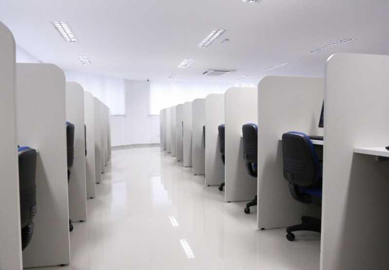 Quanto Custa Locação de Estrutura de Call Center em Santana - Locação de Call Center para Empresa