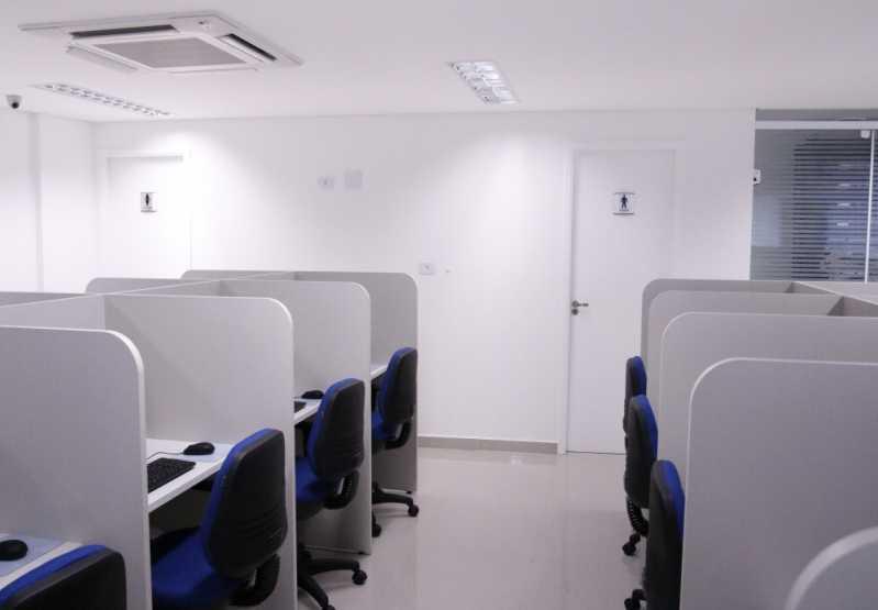 Quanto Custa Locação para Call Center em Santana - Locação de Sala para Call Center