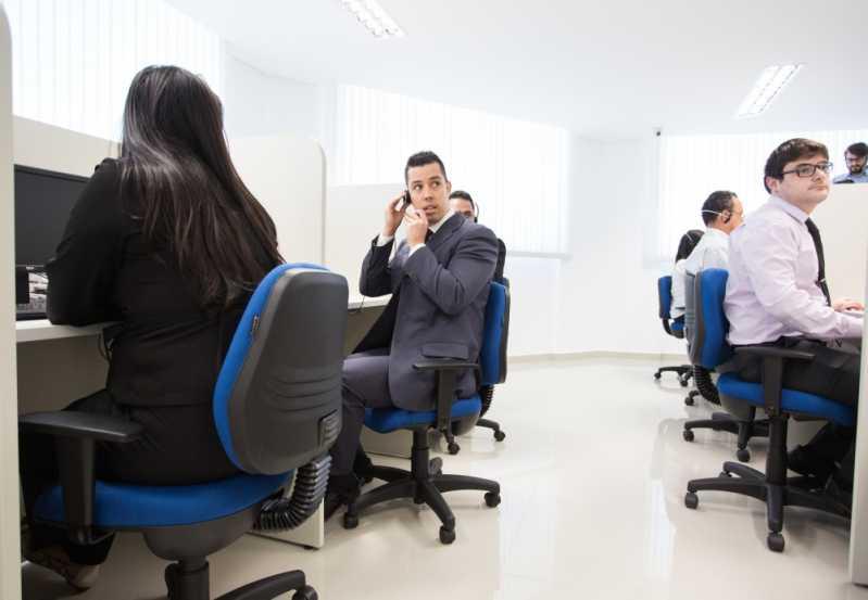 Serviços de Locação para Atendimento em Santana - Locação com Estrutura de Call Center