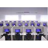 aluguel de estrutura para empresa de call  Center na Vila Medeiros
