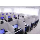 empresas que alugam espaço tipo ambiente para telemarketing em Santana