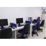 espaço para ponto de atendimento com internet preço na Vila Gustavo