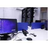 espaços de telemarketing para atendimento ao cliente na Vila Gustavo