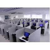 locação de ambientes para call Center no Tucuruvi