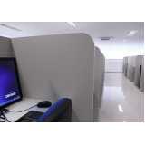 locação de espaço de telemarketing equipados na Vila Gustavo