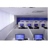locação de estruturas para call centers preço na Vila Gustavo