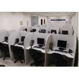 locação e serviço de infraestrutura para call Center na Vila Guilherme