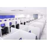 locação de estruturas para call centers