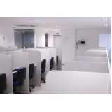 locação de salas para infraestrutura para Telemarketing