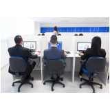 locar ambiente para call center