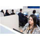 quanto custa locação com estrutura de call Center na Vila Guilherme
