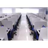 quanto custa locação de estrutura para call Center na Vila Medeiros