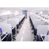 serviços de locação de infraestrutura de call Center online no Tucuruvi