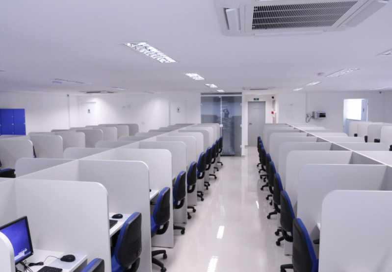 Aluguel de Ambiente de Call Center Climatizado na Vila Medeiros - Aluguel de Ambiente para Call Center e Sac