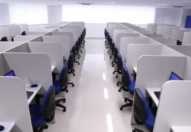Aluguel de Ambiente para Call Center Equipado no Tucuruvi - Aluguel de Ambiente de Call Center
