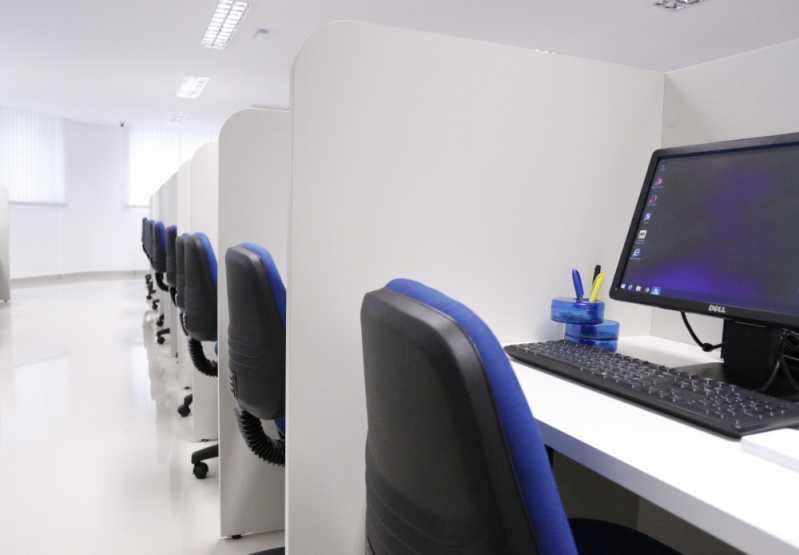 Aluguel de Ambiente para Serviços de Call Center na Vila Gustavo - Aluguel de Ambiente para Call Center e Sac
