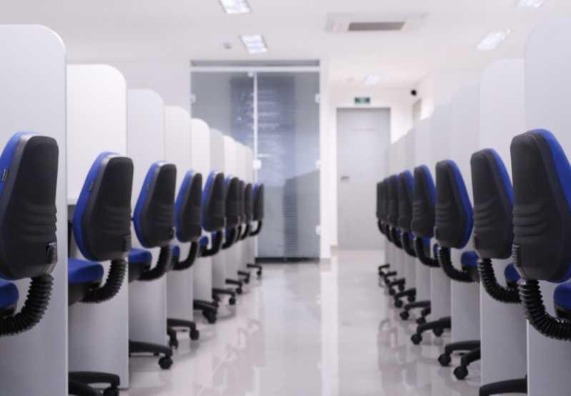 Aluguel de Ambiente para Telemarketing Empresarial em Santana - Locação para Ambiente para Telemarketing