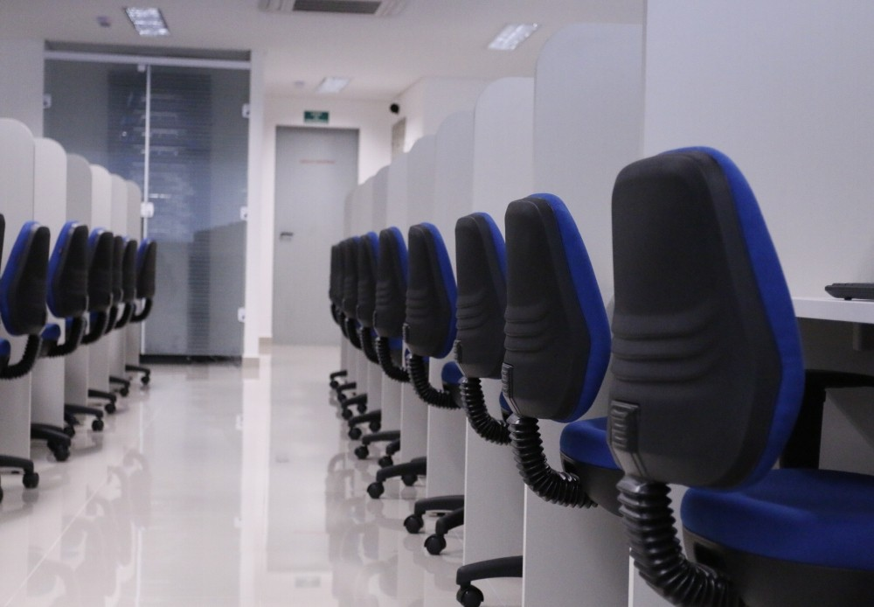 Aluguel de Espaços Ambiente para Telemarketing Preço em Santana - Aluguel de Espaços Ambiente para Telemarketing