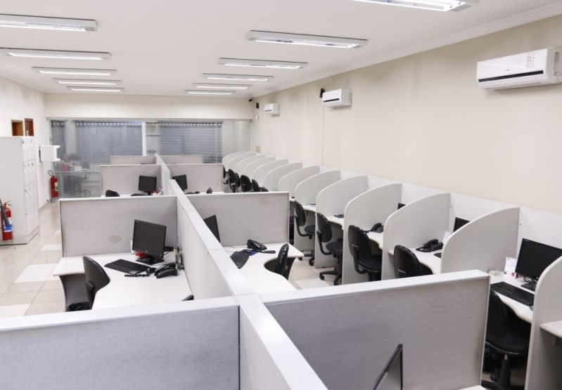 Aluguel de Infraestrutura para Call Centers