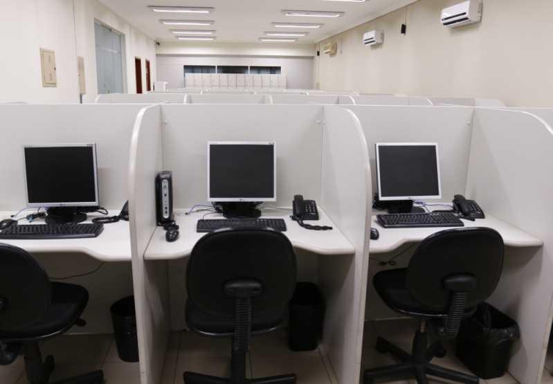 Empresa de Aluguel de Espaço para Telemarketing em Sp no Tucuruvi - Locação de Salas para Espaço para Telemarketing