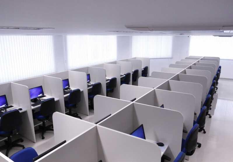 Empresa Especialista em Ambiente para Telemarketing em Santana - Locação de Espaços Ambiente para Telemarketing