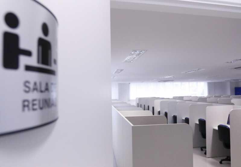 Escritório Corporativo de Ambiente para Telemarketing no Tucuruvi - Aluguel para Salas de Ambiente para Telemarketing