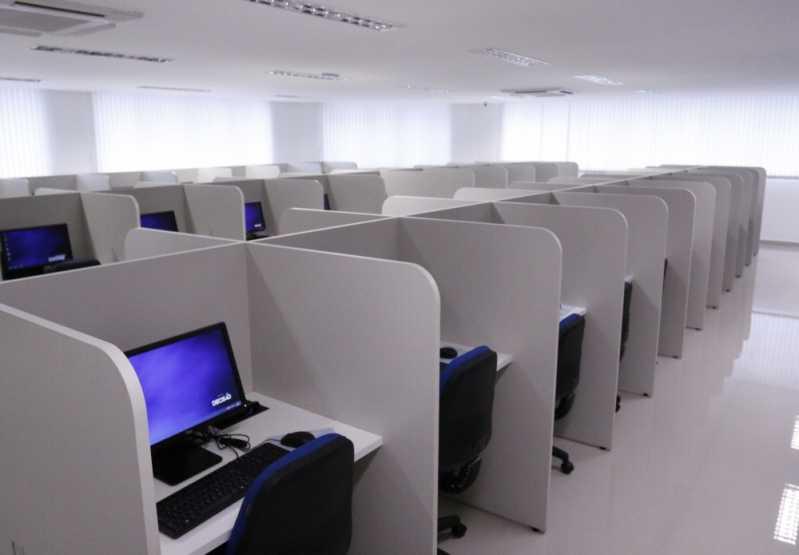Espaço de Telemarketing para Atendimento ao Cliente