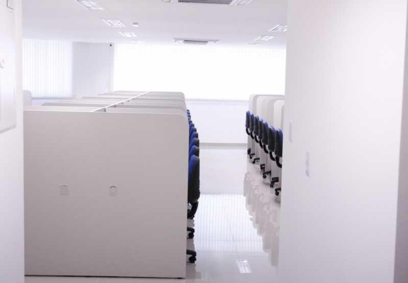 Locação de Ambiente para Call Center em Santana - Aluguel de Ambiente de Call Center
