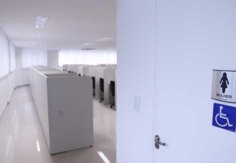 Locação de Espaços Ambiente para Telemarketing Preço na Vila Guilherme - Aluguel Tipo Ambiente para Telemarketing