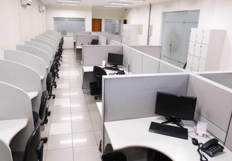 Locação de Infraestrutura para Call Center de Empresas
