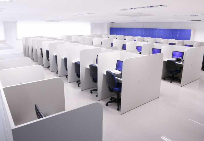 Locação para Call Center em Sp na Vila Medeiros - Locação para Ambientes de Call Center