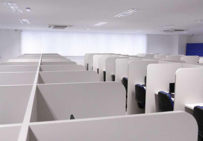 Locação de Espaço Empresarial Mobiliado