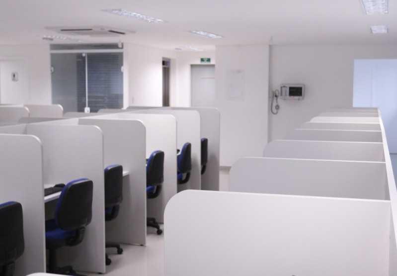 Quanto Custa Locação de Espaços Ambiente para Telemarketing em Santana - Aluguel para Salas de Ambiente para Telemarketing