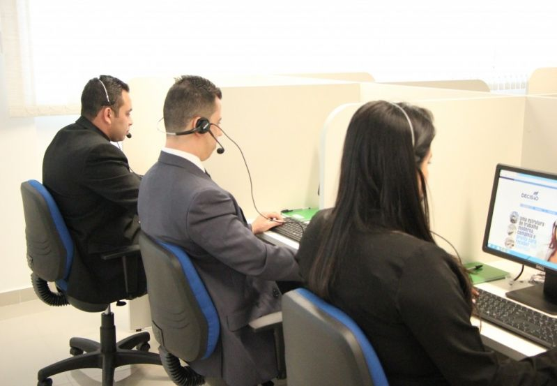 Quanto Custa Serviço de Locação para Call Center em Santana - Locação para Ambientes de Call Center