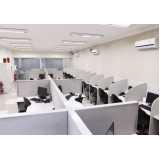 aluguel de infraestrutura de call Center e serviços na Vila Medeiros