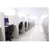 espaço de telemarketing para empresa de telefone em Santana