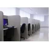 espaço de telemarketing para vendas