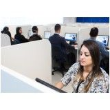 quanto custa locação com estrutura de call Center na Vila Gustavo