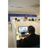 quanto custa locar estrutura para call Center na Vila Gustavo